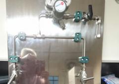 Gas-Panel-System